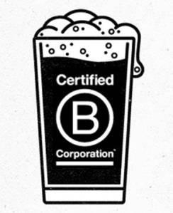 B Corp Beer Mug