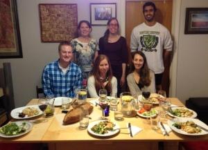 May 2013 New Member Dinner