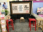 Staach Furn @ BCorp Booth_Expo West