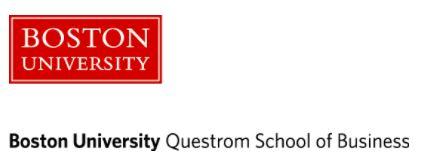 Questrom Logo